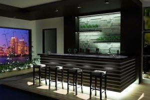 Comment créer un espace-bar original chez soi?