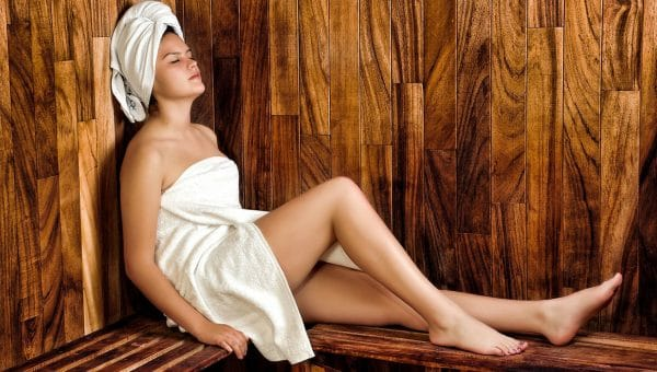 Craquez pour un sauna infrarouge !